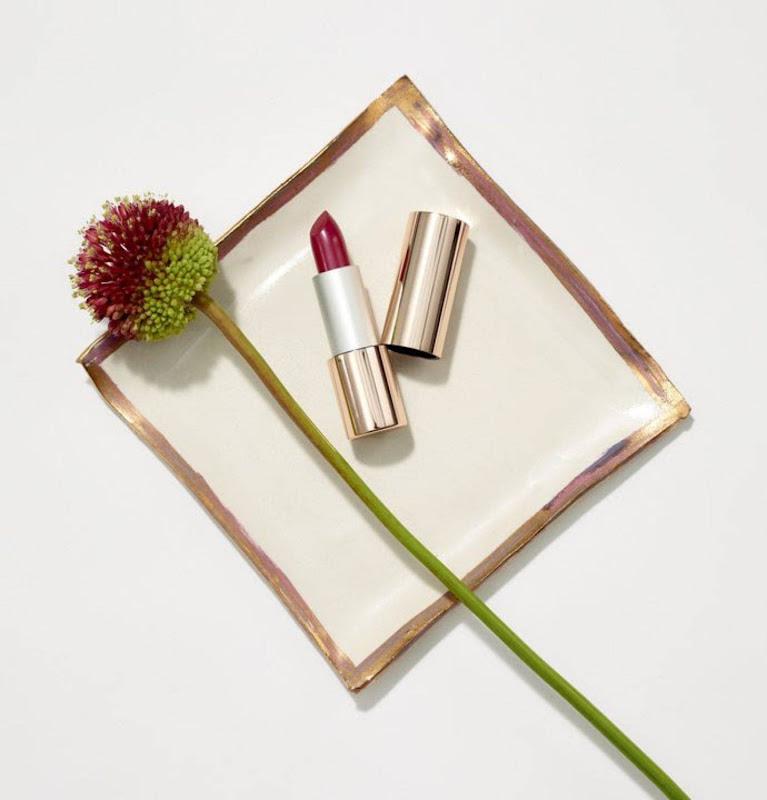 Triple Luxe Long Lasting Naturally Moist Lipstick.
