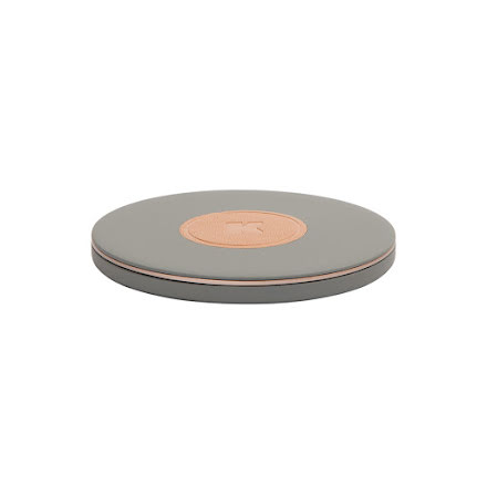 wiCHARGE, cool grey, wireless charger