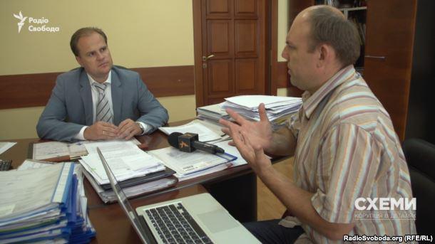 Олексій Поліщук, керівник Департаменту земельних ресурсів КМДА