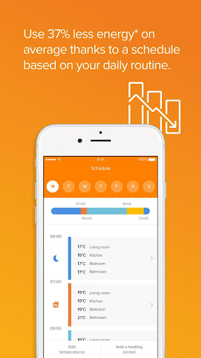 Netatmo Energy screenshot 4
