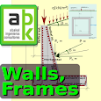 Reinforced concrete walls... and frames