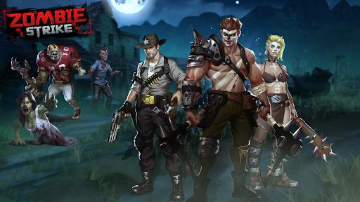 Zombie Strike : Last War of Idle Battle (AFK RPG) screenshot 13