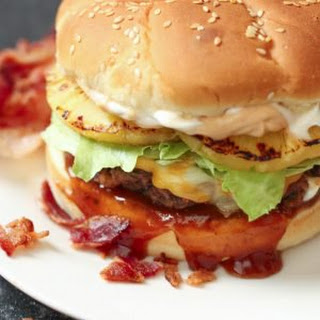 Bacon Infused Burger'S Recipe