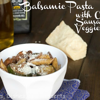 Balsamic Vinegar Pasta With Sausage Recipes