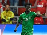 Abdoulie Sanyang va enfin pouvoir jouer avec le Beerschot