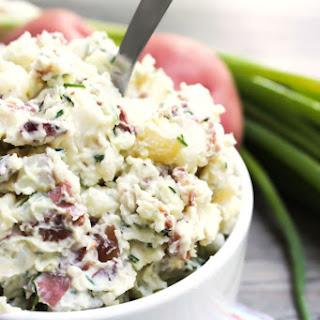 French Onion Potato Salad.