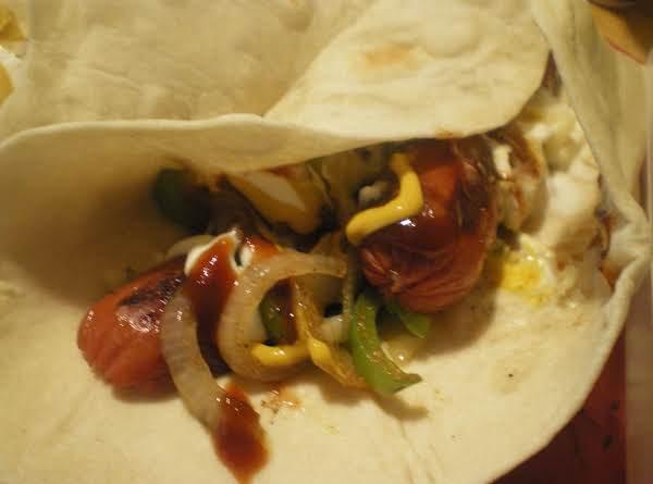 Grilled Smoked Sausage Fajitas Recipe