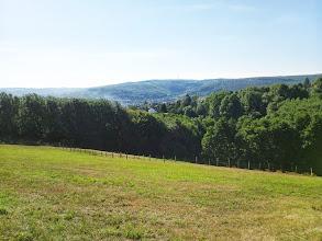 Photo: Der Hagener Stadtwald vom Goldberg bis zur Egge (rund um das Wehringhauser Bachtal).