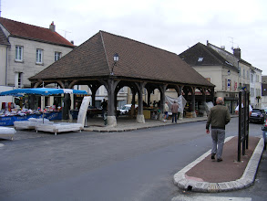 Photo: It's a short walk to the center of town and the market square, where everything from fresh local produce to mattresses are on sale. The market building itself has its origins in the 12th century.