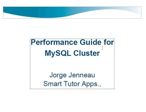 Performance Guide Mysql