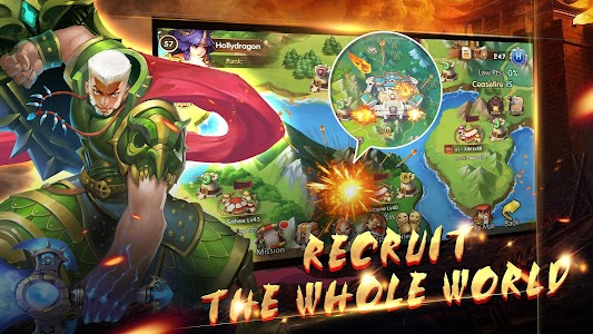 Epic of 3 Kingdoms 1 11 APK for Android