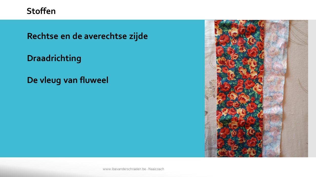 patronen en stoffen naaiwerken