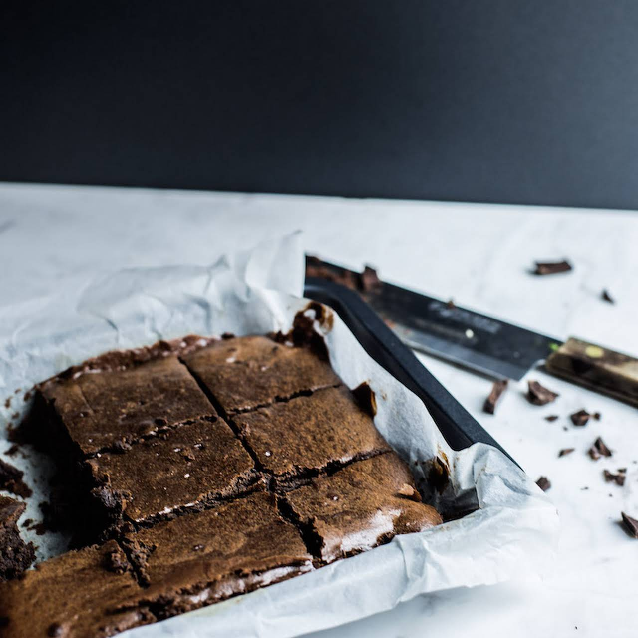 The Sweet-spot Vegan Brownies