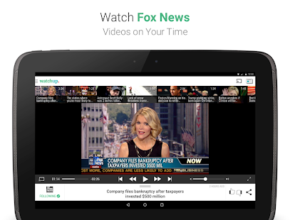 Watchup: Video News Daily Screenshot 11