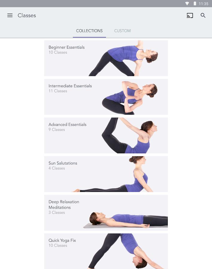 yoga studio mind body android apps on google play. Black Bedroom Furniture Sets. Home Design Ideas