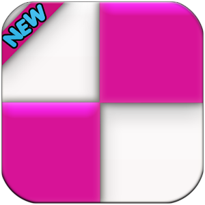 PINK PIANO TILES 1.1 Icon
