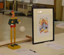 Photo: silent auction
