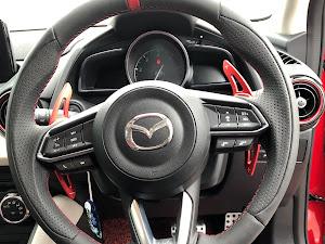 デミオ DJ5FS XD Noble Crimson 2WD 2018のカスタム事例画像 フモブレさんの2019年07月06日19:01の投稿