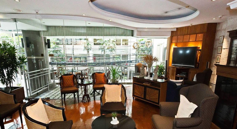 Silom Serene, a Boutique Hotel