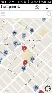 Hotpoint App - náhled