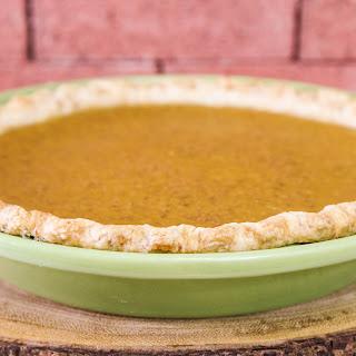 Pumpkin Spice Pie.