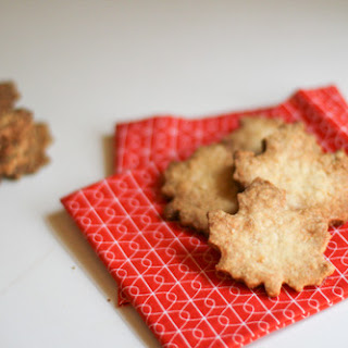 Maple Syrup Cut-Out Cookies.