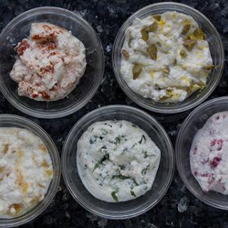Flavored Ricotta Spreads Recipe