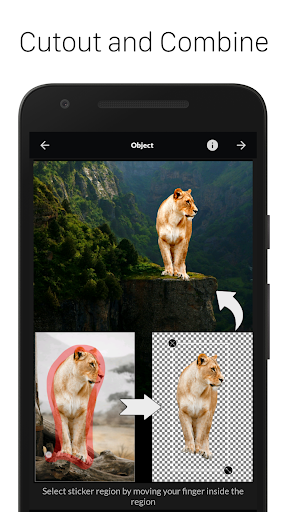 LightX Photo Editor & Photo Effects screenshot 1