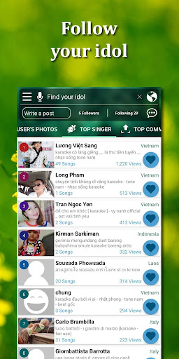Kakoke - sing karaoke, voice recorder, singing app screenshot 7