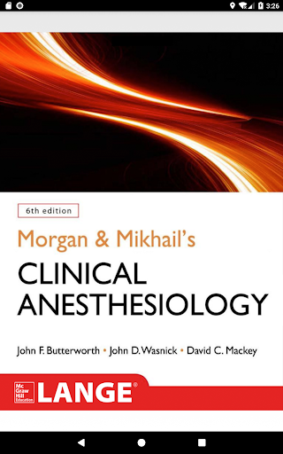 Lange Clinical Anesthesiology Pdf