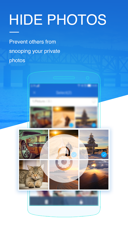 LOCKit - App Lock, Photos Vault, Fingerprint Lock- screenshot