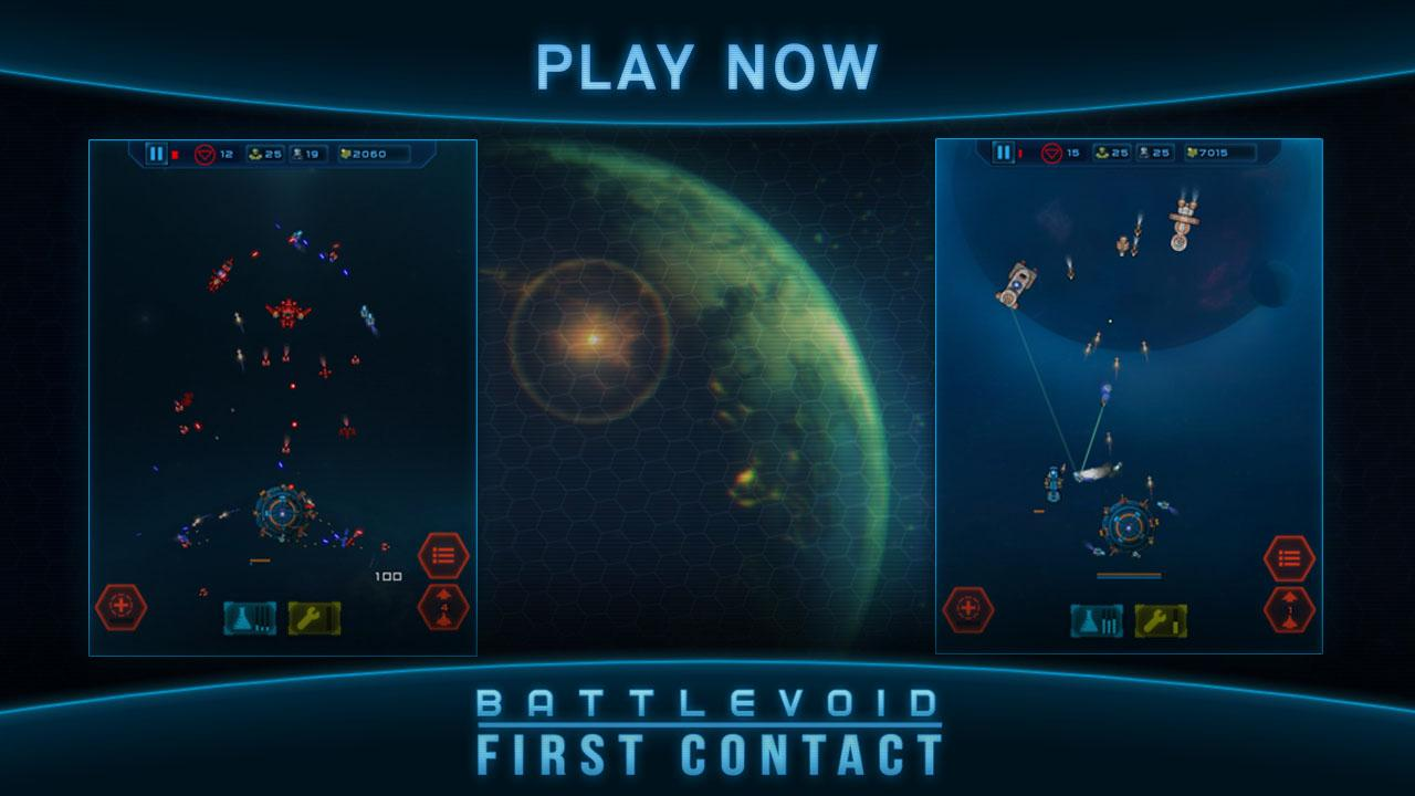Battlevoid: First Contact- screenshot
