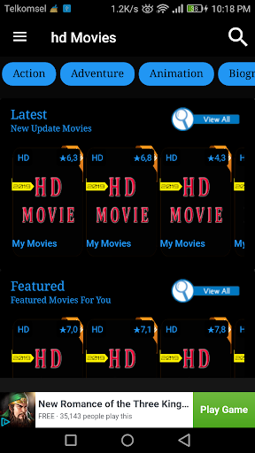 Free HD Movies Online - Best Movies 2019 1.0 screenshots 1