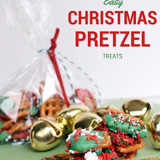Christmas Pretzels Recipes