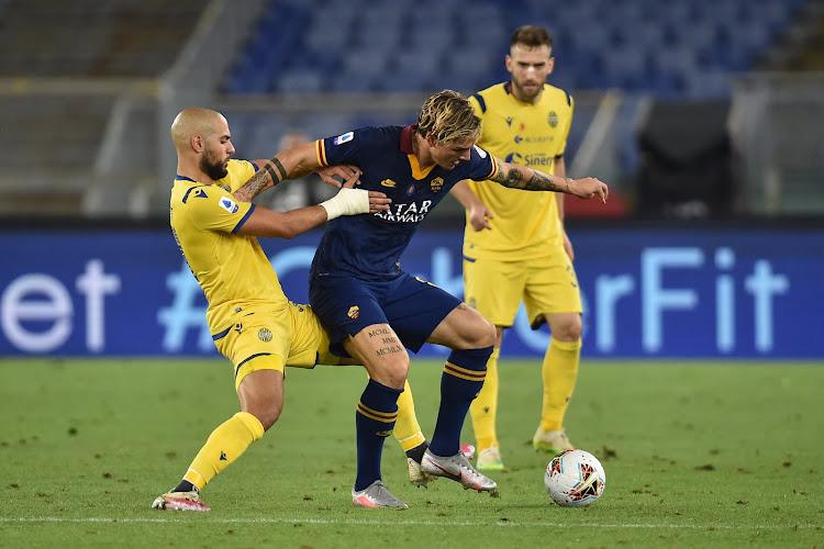 La Juventus aurait un oeil sur la pépite de l'AS Rome !