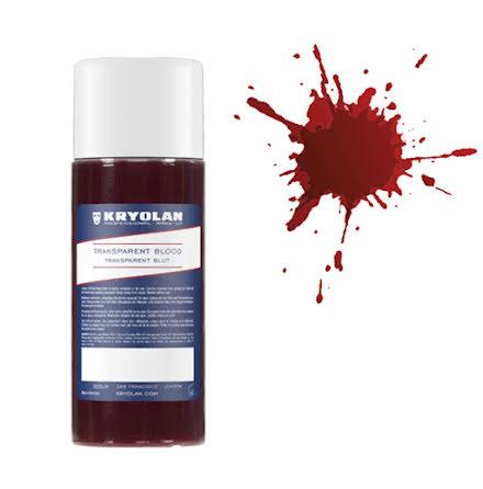 Blod, transparent 250 ml medium