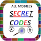 Secret Codes for All Mobiles 2019 for PC-Windows 7,8,10 and Mac