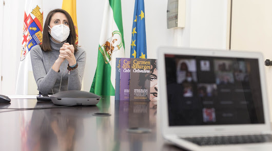 La diputada de Igualdad, Carmen Belén López.