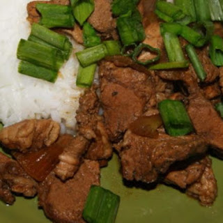 Grandpa Molina's Pork Adobo.