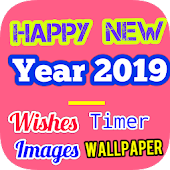 Happy NewYear 2020: Wishes, HD Images, CountDown Android APK Download Free By Aakash: The Developer