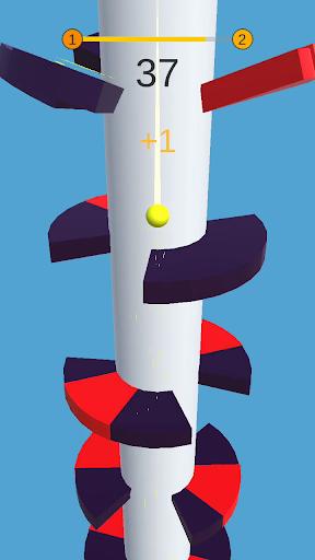 Original Helix Jump 1.0 screenshots 6