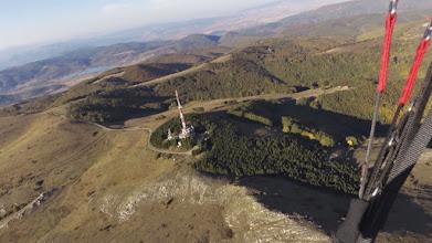 Photo: Коняво 1.10. - ТВ кулата до старта на вр.Виден