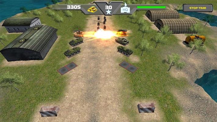 TD Global Strike-Tower Defence