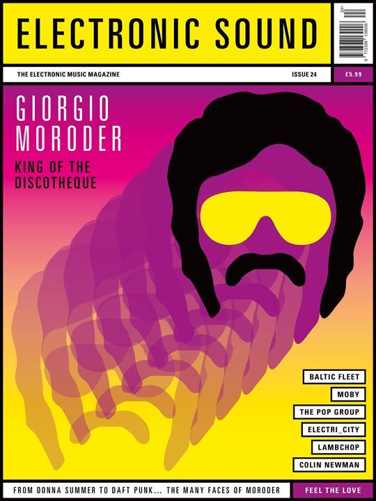 Electronic Sound Magazine- screenshot