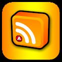 Adobe Feeds Mobile icon