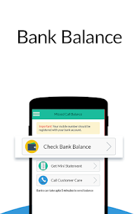 Check Balance: Bank Account Balance Check App Download For Android 1