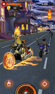 Ghost Rider 3D Adventure - náhled