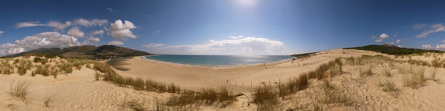 Photo: Spain, Andalusia, Playa de Valdevoqueros