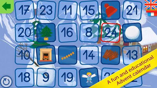 玩免費休閒APP 下載Christmas Advent Calendar-kids app不用錢 硬是要APP
