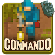 Download Game Wolf of the BF: Commando MOBILE APK Mod Free